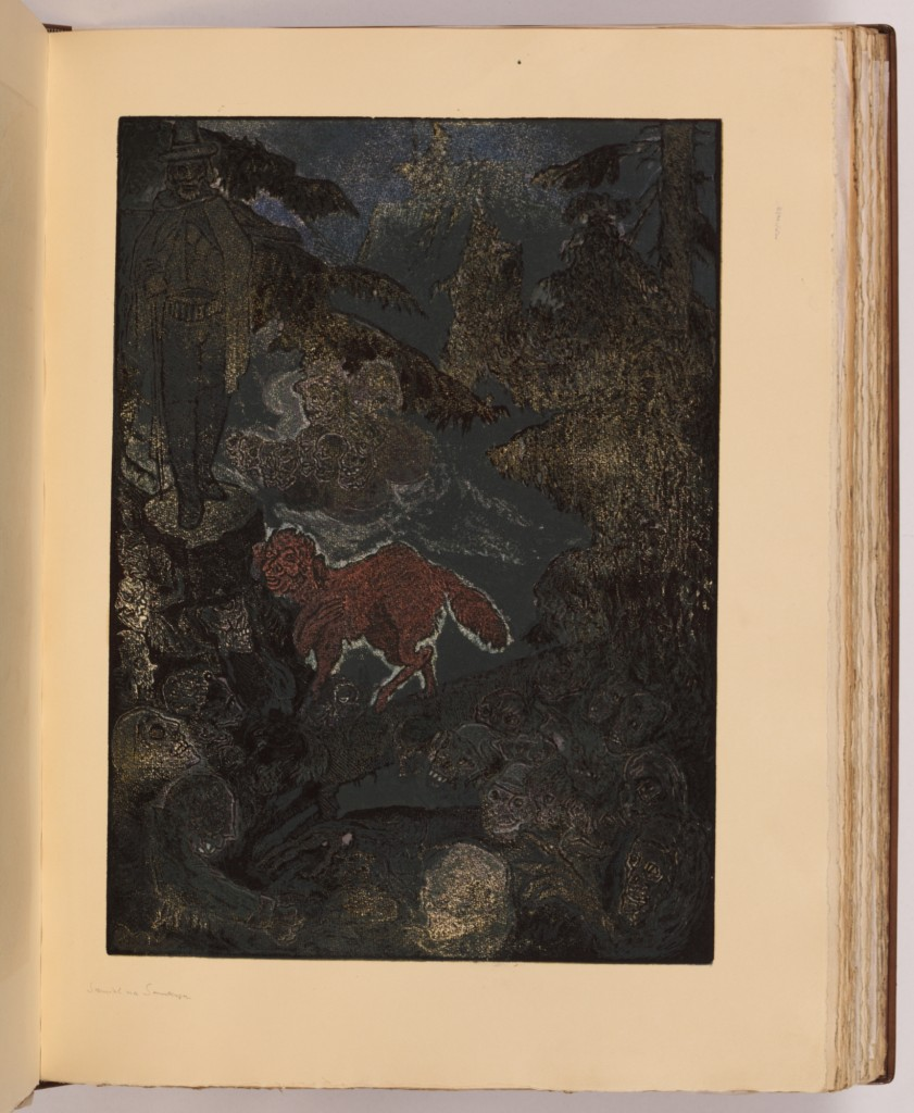 Samiel na Sonnbergu
